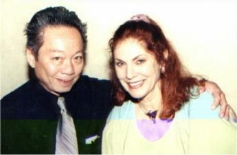 Bob Chinn and Kay Parker