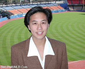 Kim Ng - LA Dodgers' Executive Vice-President and General Manager